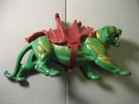 Vintage MOTU 1981 Battle Cat With Saddle