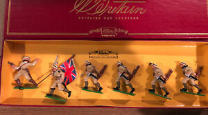 Britains: Boxed Set 8961 - Naval Brigade, Sudan Campaign. 54mm Metal Models