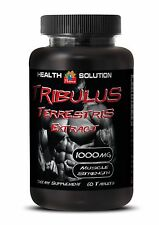 Testosterone TRIBULUS TERRESTRIS EXTRACT For women's health issues 60