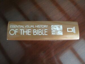 National Geographic  Essential Visual History of the Bible (Hardcover, 2008)