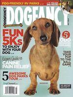 Dog Fancy Magazine Fun 5ks Canine Pain Relief Park Tours Odd Behaviors Explained