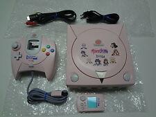 Sega Dreamcast System Sakura Taisen Limited Japan LOOSE