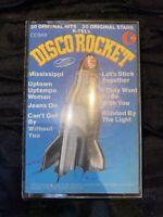 Disco Rocket - K-Tel Compilation - Cassette Tape