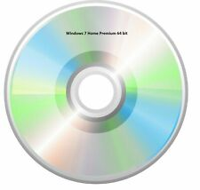 Windows 7 Home Premium ISO legacy bootable reinstall Disc