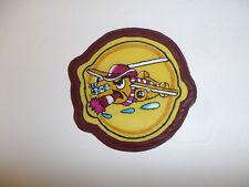 b1053c  WW 2 US Army Air Force 22nd Bomb Squadron Patch CBI leather/cloth R12B