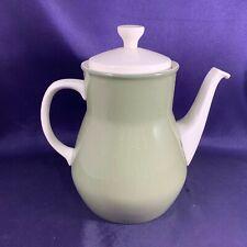 """Wedgwood MOSS GREEN Teapot 5 3/8"""""""