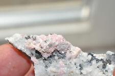 Rhodochrosite - Champion Mine, Colorado, USA - lovely mineral specimen pre 1960s