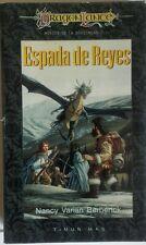 Espada de Reyes. Heroes de la Dragonlance 2. Libro