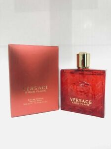 Versace Eros Flame by Versace 3.4 oz EDP Cologne for Men New In Box Sealed