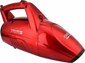 Super Clean handheld vacuum cleaner red/black free shipping