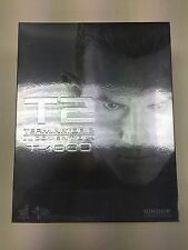 Hot Toys MMS 129 Terminator 2 Judgment Day T1000 Robert Patrick Figure NEW