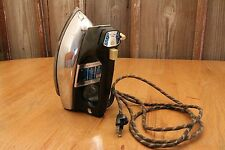 Vintage Westinghouse Electric Iron Model HS38 Mid Century Modern