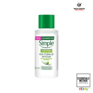 Simple Kind To Skin Eye Make-Up Remover 50ml