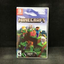 Minecraft (Nintendo Switch) BRAND NEW