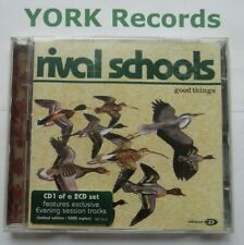RIVAL SCHOOLS - Good Things CD1 - Excellent Con CD Single Mercury 582 966-2