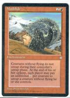 MUDSLIDE Ice Age MTG Single Red Vintage Magic:The Gathering RARE