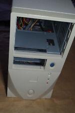 Vintage 286/386/486/Pentium PC mit Tower Case Retro PSU 230w MHz 3x 5.25