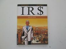 IRS I.R.S. T3 EO2001 BE/TBE BLUE ICE EDITION ORIGINALE