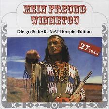Mein Freund Winnetou - Die Große Karl May Hörspiel Edition - 27 CD - Hörbuch