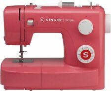 Singer Simple 3223R Rot / Pink Nähmaschine *Neu/OVP*