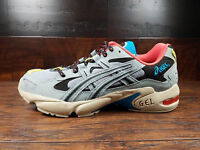 ASICS GEL-KAYANO 5 OG (Stone Grey/Blue/Pink/Beige) (1191A148-020) Running Mens