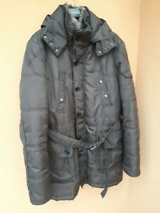 Marlboro Classics MCS Jacke Herren Gr. 56 Braun  USA Label Outdoor Top!