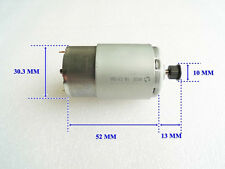 Power Generator Motor for Wind Water Cranked Hand 3V-12V Project Test DIY