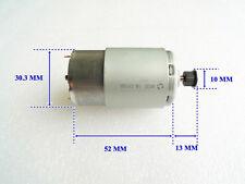 Power Generator Motor for Wind Water Cranked Hand 3V-12V Project Test DIY