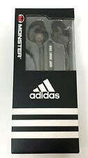 NEW Adidas Sport Response by Monster Earbuds (Olive Green)