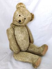 "Adorable vintage Hungarian teddy bear 62cm - 24,4"" - 1950's"