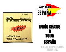 ▷ Bateria BA700 para Sony Xperia Neo MT15i / V MT11i / PRO MK16i / Ray ST18i