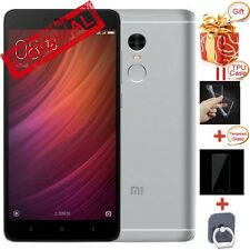 Xiaomi Redmi note 4 Smartphone Unlocked 32GB MTK Helio X20 Deca Core MIUI8 Gray