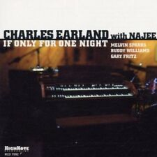Charles Earland - If Only for One Night [New CD]
