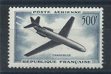 """France PA N°36** (MNH) 1957/59 - Sud-Aviation """"Caravelle"""""""