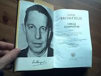 1967 Louis Bromfield, Obras Completas Tomo I, Aguilar