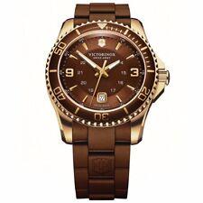 VICTORINOX - Maverick GS Watch, Gold Brown - 241608