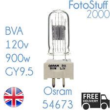 Osram BVA 120v 900w GY9.5 Osram 54673 93733 3M Projector Bulb / Lamp