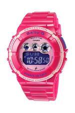 Casio Damenuhr Baby-G Kunststoff Pink Datum Chronograph Digital BGD-121-4ER