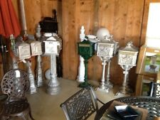 """Mailbox Hand Made Recycled Cast Aluminum  Mailboxes """"Must See Pictures"""" CAll"""
