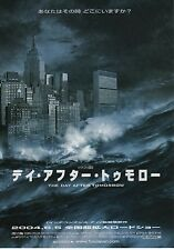 The Day After Tomorrow - Original Japanese Chirashi Mini Poster style A