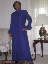 Women Pastor Minister Custom Clergy Robe NEW 6 to 24Available in other colors