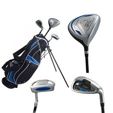 NEW ASPIRE M9 JUNIOR CLUB SET GOLF CLUBS KIDS BAG CHILDREN AGES 3-5 RIGHT HAND