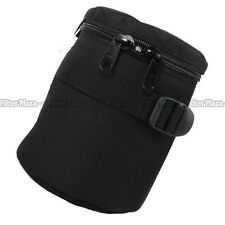 SAFROTTO Protector Padded Camera Lens Bag Case Cover Pouch E21 E-21 Black