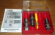 LEE Carbide 3 Die Set for 9  x 18mm (9mm Makarov)   # 90176   New!