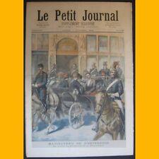 LE PETIT JOURNAL Supplément illustré 1er octobre 1894