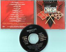 The Beach Boys CD STILL CRUISIN' 1989 Capitol Back Face no barcode CDP 7 92639 2