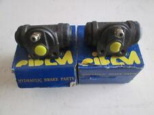 Coppia cilindretti freno posteriori Citroen AX 1.6 GTI dal 91 al 96  [6624.17]