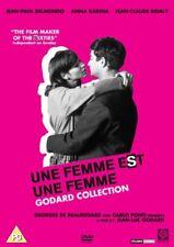 Une Femme Est Une Femme [DVD][Region 2]