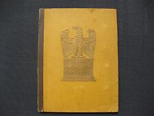 Zigarettenbilder sammelordner 1936 Hamburg Werk 12