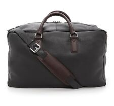 NWT MARC JACOBS Classic Leather Weekender Bag / Travel Bag / Carry-On Duffle Bag